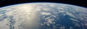 Earth - courtesy of NASA